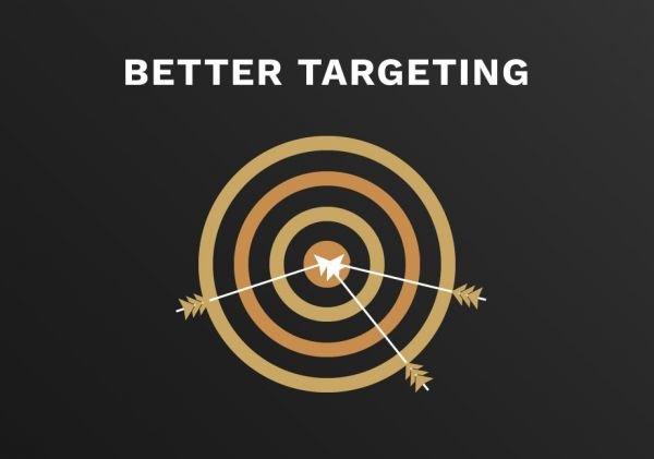 better targeting
